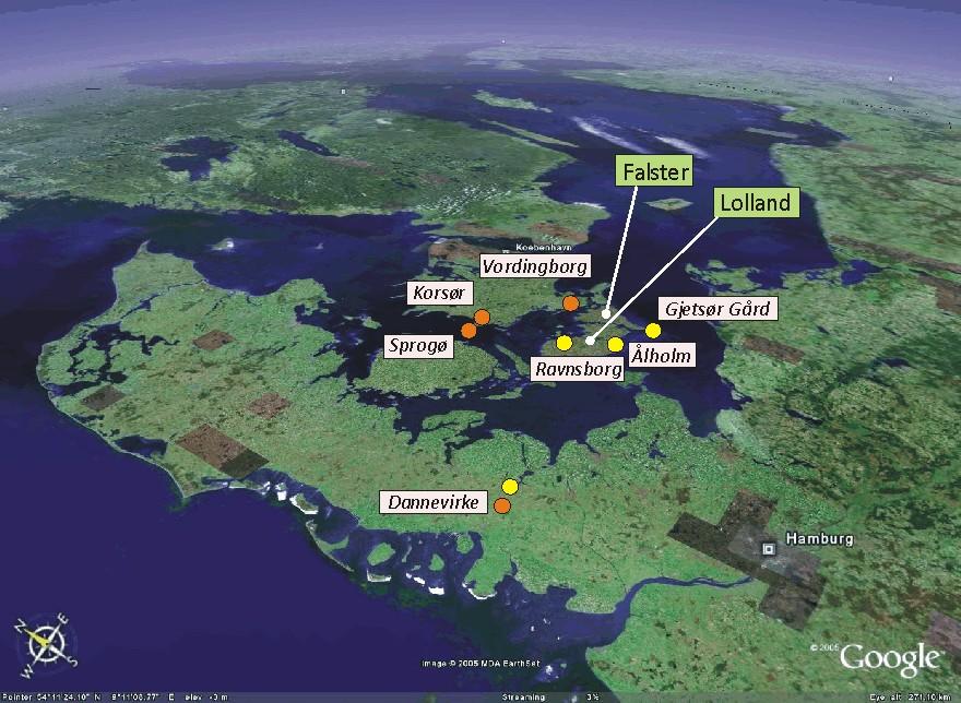 Climateyou ClimateAndHistory - Sweden map distance