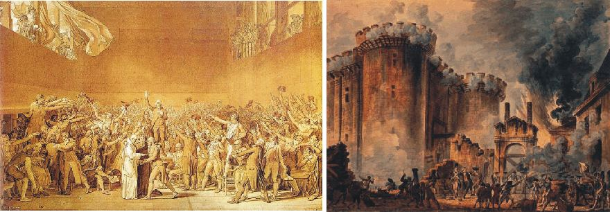 what happened in 1789 in american history